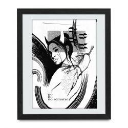 "Szymon Skalski ""Szogun"" – Print Nr.1"