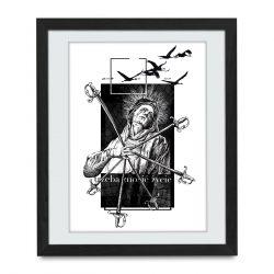 "Szymon Skalski ""Szogun"" – Print Nr.2"