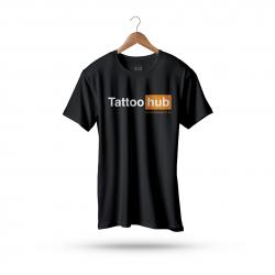 Koszulka Czarna – Tattoohub
