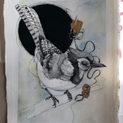 Małe Licho – Praca oryginalna Nr.1