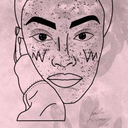 Paulina Lili – Tattoo Print Nr.3