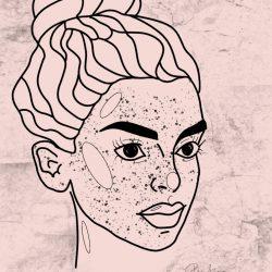Paulina Lili – Tattoo Print Nr.2